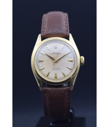 """Vintage Rolex Oyster Perpetual 6084 """"red"""""""