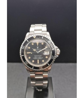 Rolex Submariner 1680, 5.03 mil series, watch only.